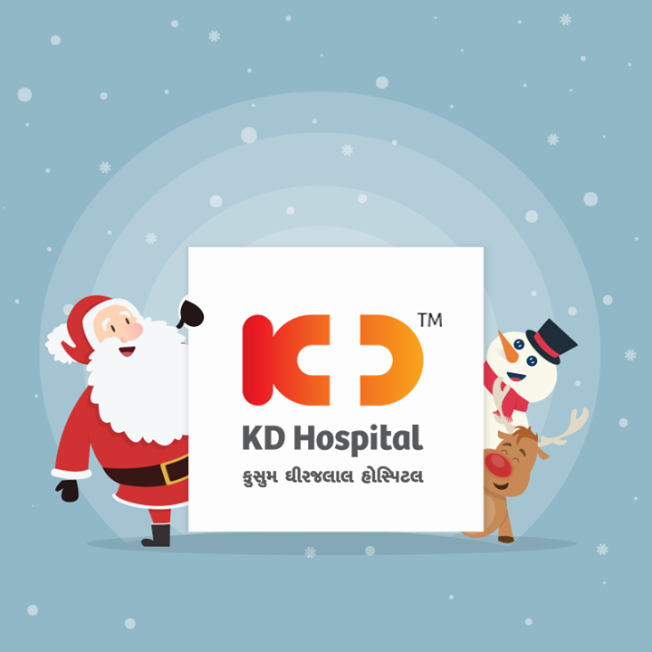 #Christmas #MerryChristmas #Christmas2018 #Celebration #KDHospital #GoodHealth #Ahmedabad #Gujarat #India