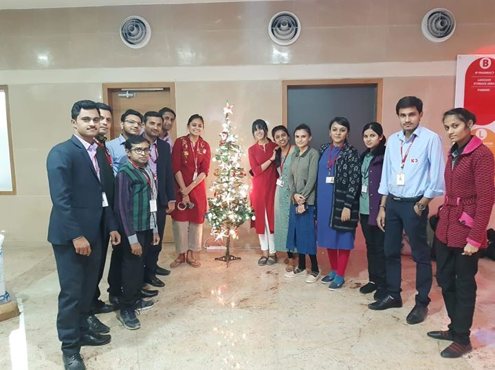 Wishing all a Merry Christmas from KD Hospital!  #Christmas #MerryChristmas #Christmas2018 #Celebration #KDHospital #GoodHealth #Ahmedabad #Gujarat #India