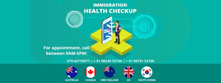 #ImmigrationHealthCheckUp #KDHospital #GoodHealth #Ahmedabad #Gujarat #India
