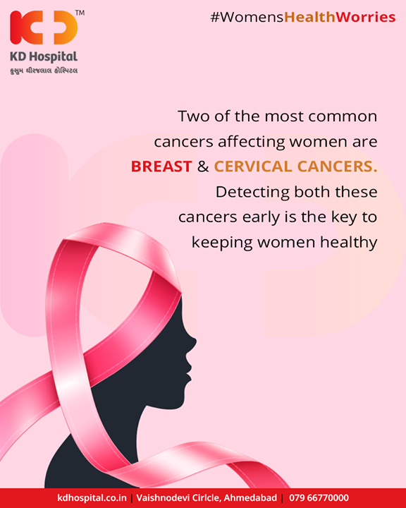 Celebrating #WomensDay by discussing issues that affect women's health on a whole & those need urgent attention.    Book your health check-up/ Doctor consultation appointment on 07966770000  #KDHospital #GoodHealth #Ahmedabad #Gujarat #India #InternationalWomensDay #WomensHealth