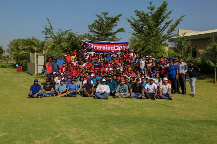 KD Hospital staff and doctors celebrated its first year anniversary as KD Carnival 2019 with fun-filled sports, activities, dances, skit performances, and annual award ceremony  #KDCarnival2019 #KDHospital #GoodHealth #Ahmedabad #Gujarat #India