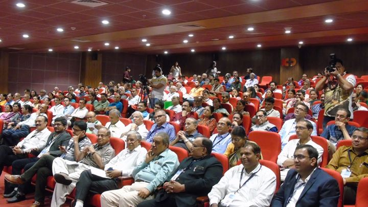 Glimpses from an enthralling discussion from the Ahmedabad Medical Association conference (AMACON) 2019 at KD Hospital!  #KDHospital #GoodHealth #Ahmedabad #Gujarat #India