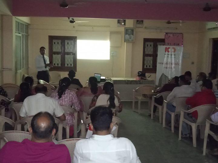 Glimpses from CME at Balasinor with Dr. Sandip Modh (Neurosurgeon), Dr. Gopal Shah (Neurosurgeon), Dr. Jigar Mehta (Critical care Specialist), Dr. Dhiren Raval (Rheumatologist)  #KDHospital #GoodHealth #Ahmedabad #Gujarat #India