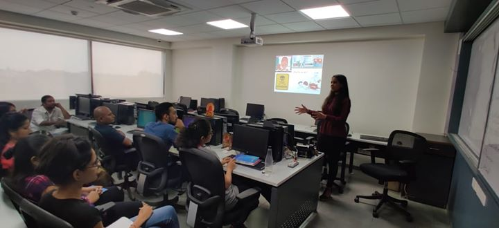 Glimpses from the Health talk by Dr. Pooja Nanda (Emergency Physician) at IMPS people  #KDHospital #GoodHealth #Ahmedabad #Gujarat #India