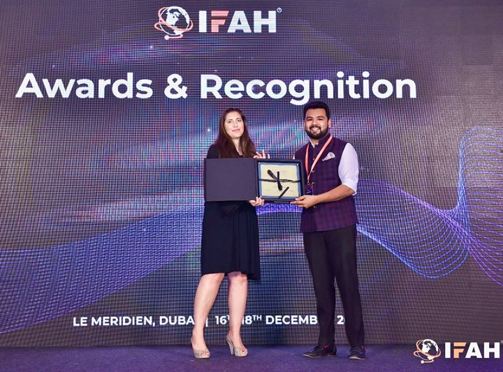 KD Hospital recognized by IFAH for its exemplary contributions in the realm of healthcare and honoured with the