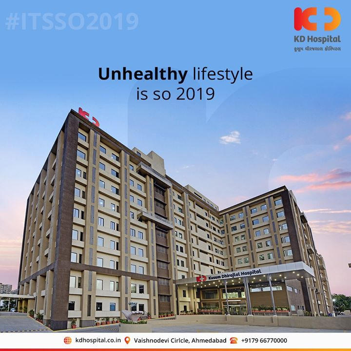 If you're still worrying about healthcare in 2020, Book your appointment immediately at KD Hospital  For appointment call: +91 79 6677 0000  #ITSSO2019 #KDHospital #goodhealth #health #wellness #fitness #healthy #healthiswealth #wealth #healthyliving #joy #patientscare #Ahmedabad #Gujarat #India