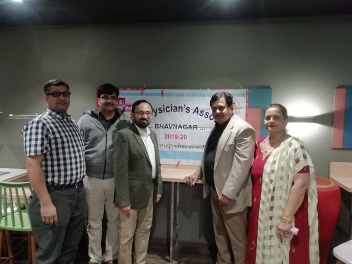 Take a glimpse of the CME conducted by Dr. Hemang Ambani (Senior orthopaedic surgeon) along with Bhavnagar Family Physician group giving a brief about Microplasty and Joint Replacement  #KDHospital #goodhealth #health #wellness #fitness #healthy #healthiswealth #wealth #healthyliving #joy #patientscare #Ahmedabad #Gujarat #India