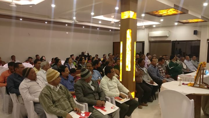 Glimpses of public awareness health talk for by Dr. Krunal Tamakuwala (cardiologist) at Bharat Vikas Parishad branch, Siddhpur  #KDHospital #goodhealth #health #wellness #fitness #healthy #healthiswealth #wealth #healthyliving #joy #patientscare #Ahmedabad #Gujarat #India