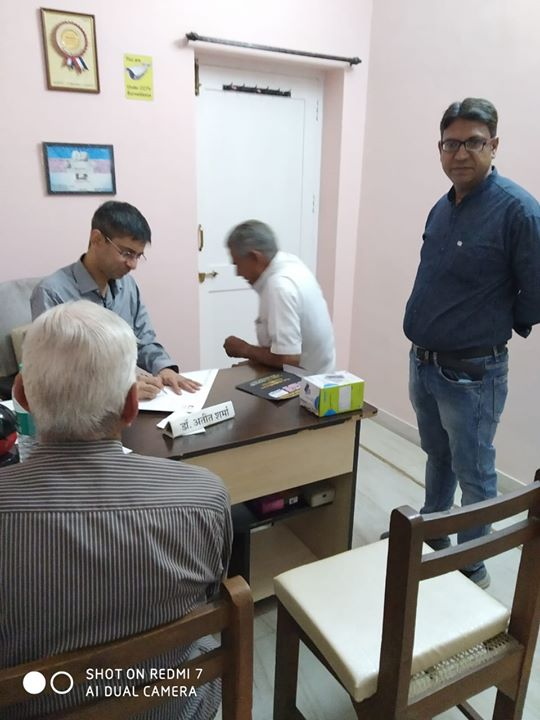 Glimpses of Orthopaedic screening camp at Pali  #KDHospital #GoodHealth #Health #Wellness #Fitness #Healthy #HealthIsWealth #Wealth #HealthyLiving #Joy #PatientsCare #Ahmedabad #Gujarat #India