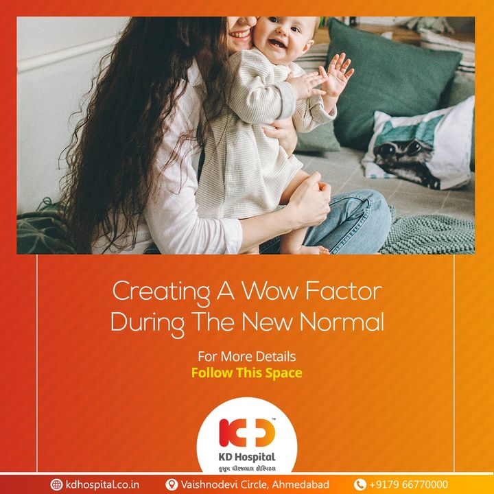 We are creating something unique to let you radiate through a lot of hope and happiness. We have a feeling you'd love our surprise of sweet snuggle envisioning women and children. Stay with us to know more about it.  #KDBlossom #ChildCare #WomenCare #MotherCare #MaternityClinic #Maternity #MotherHood #BabyCare #FirstChild #Care #Compassion #Hospital #goodhealth #health #wellness #fitness #healthiswealth #healthyliving #patientscare #Ahmedabad #Gujarat #India
