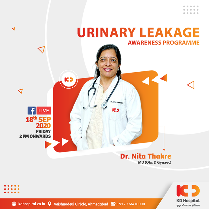 Dr Nita Thakre, a gynaecologist at KD Hospital, will be sharing her insights on