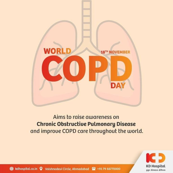 """Living Well with COPD - Everybody, Everywhere"
