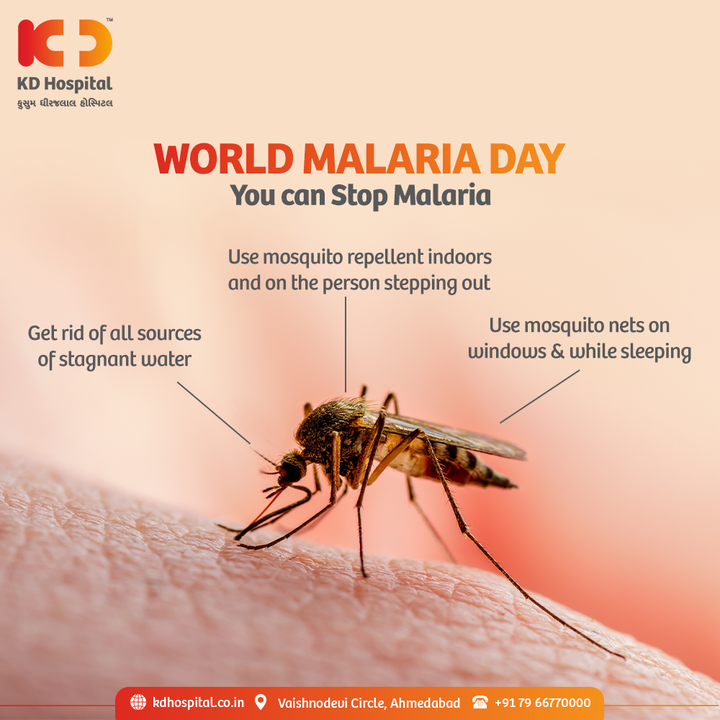 Zero Malaria Starts With Me  This World Malaria Day, let's spread awareness that malaria can be eradicated and it can only be done by us by taking necessary precautions.   #KDHospital #Compassion #WorldMalariaDay #Malaria #MalariaFree #EndMalaria #ZeroMalaria #Diagnosis #Therapeutics #Awareness #wellness #goodhealth #wellnessthatworks #Nusring #NABHHospital #QualityCare #hospitals #doctors #healthcare #medical #health #physicians #surgery #surgeon #Ahmedabad #Gujarat #India