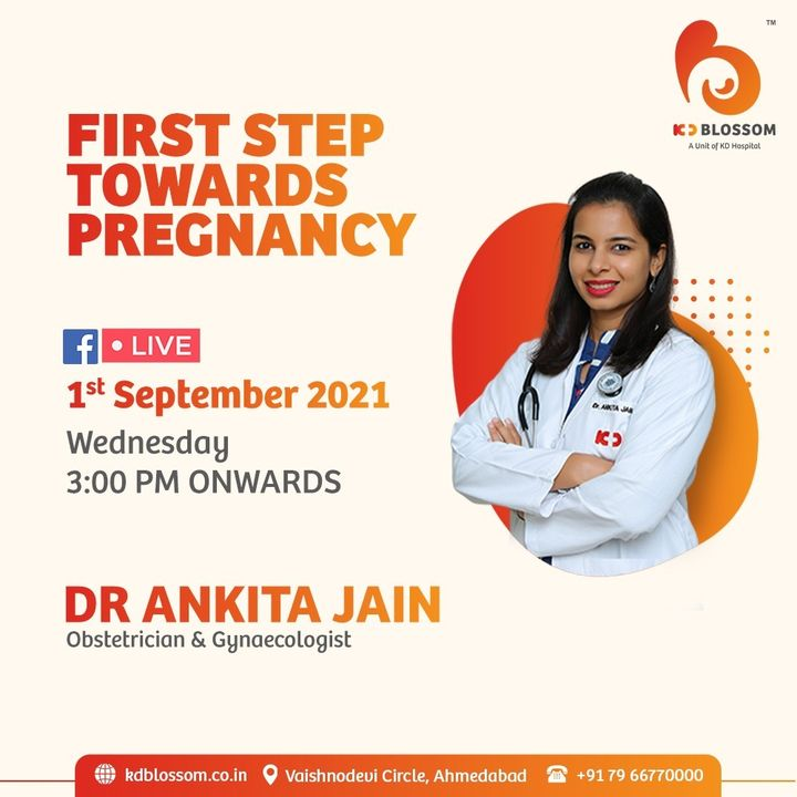 There are a lot of things you may want to know when you are embarking on your journey to be pregnant. Our Obstetrician and Gynaecologist, Dr Ankita Jain has a take on it and she is sharing her insights about