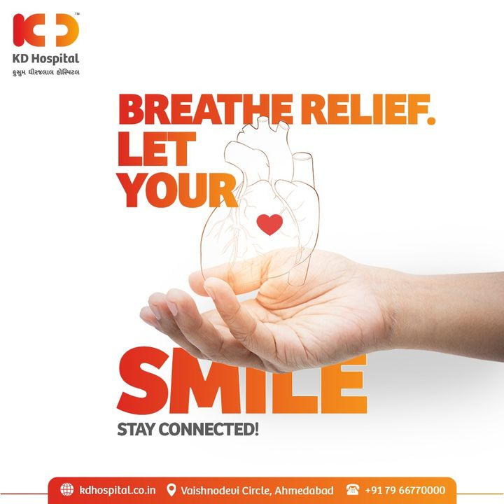 Something new is on the way to care for your heart! Keep Watching the Space to know more about it.  #KDHospital #HealthyHeart #HeartDiseaseAwareness #HeartDisease #HeartAttack #HeartAttackAwareness #HeartCare #WorldHeartDay #WorldHeartDay2021 #UseHeartToConnect #useheart