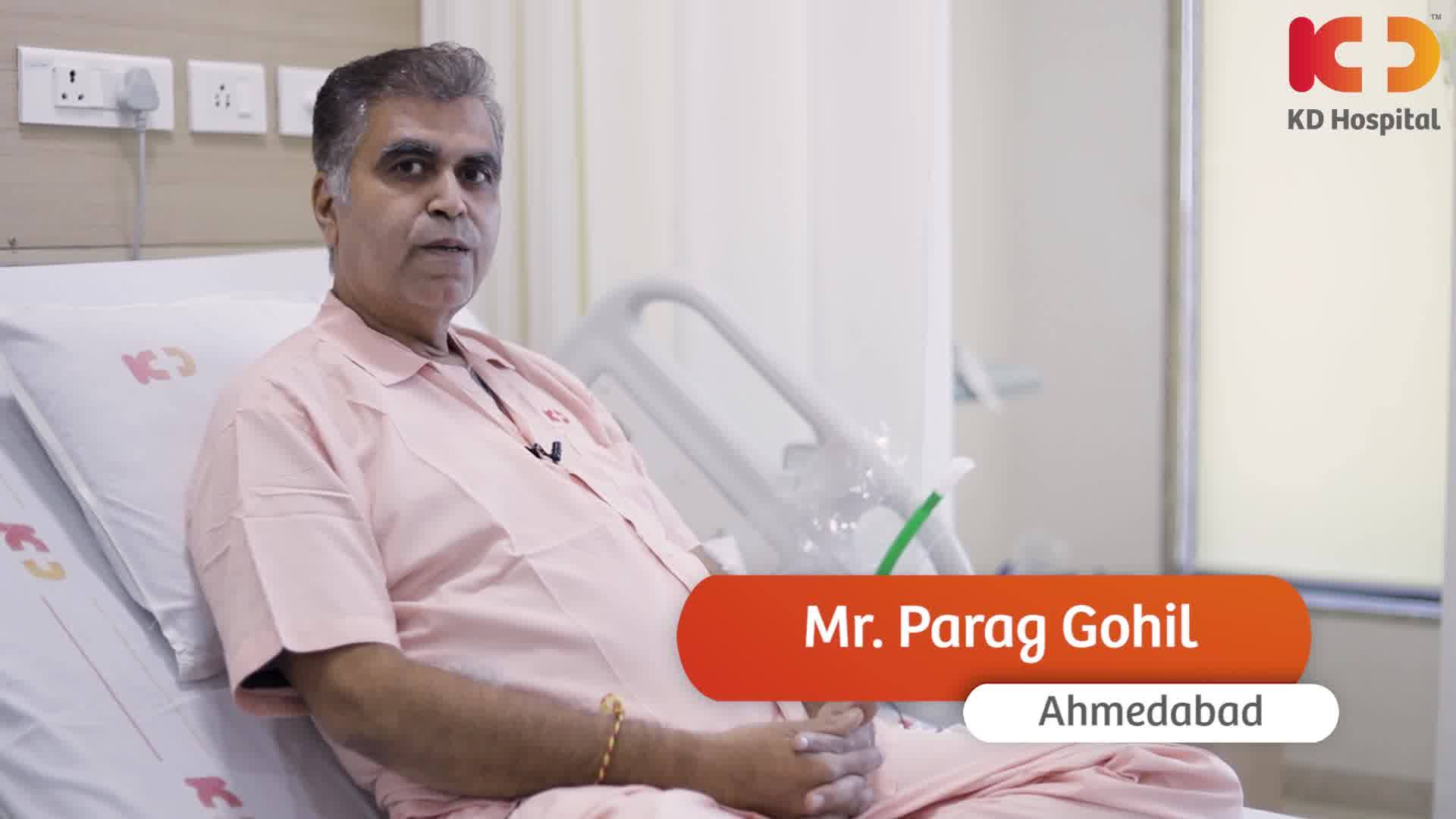 Introducing Post CoviD Ailment Program (P CAP)wherein we continue to live on our values to deliver Compassionate Care. Let's hear it from our patient Shri Paragji Gohil. For appointments call 07966770000.  #KDHospital #helpinghands #postcovid #postcovidailmentprogram #COVID19 #PostCOVIDRecovery  #postcovid19 #NewNormal #BestHospitalInIndia #NABHHospital #QualityCare #hospitals #doctors #healthcare #CovidVaccine #medical #health #hospital #medicine #coronavirus #staysafe #wellnessthatworks #Ahmedabad #Gujarat #india
