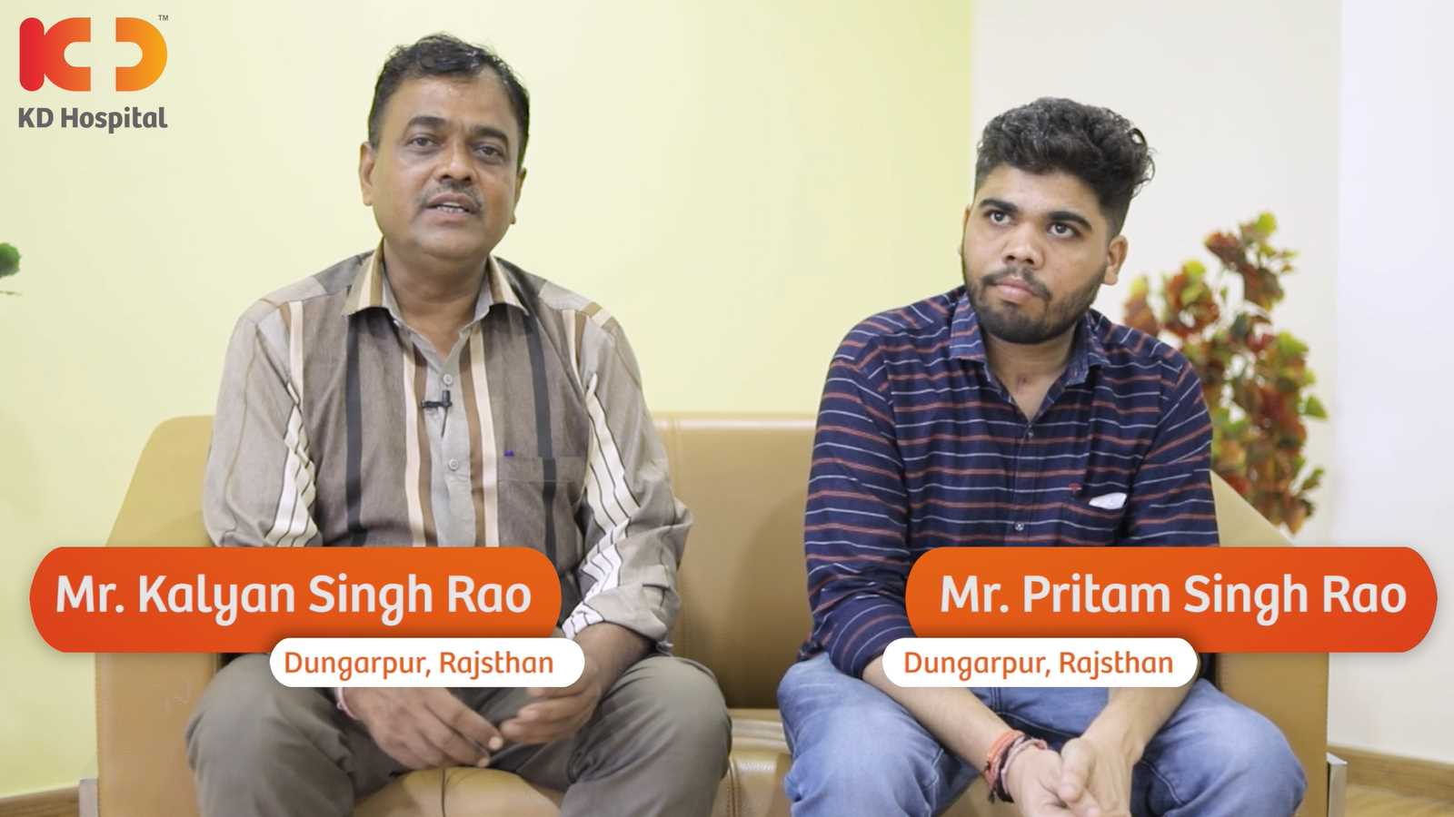 Hear our patient Pritam Singh Rao's story from his uncle about his recovery after tracheostomy and balloon dilatation performed by our ENT Surgeon Dr Hardik Shah.   #KDHospital #MultiSpecialtyHospital #PatientExperience #PatientCare #PatientSpeaks #Compassion #Doctors #Diagnosis #Therapeutics #goodhealth #patienttestimonial #patient #testimonial #testimony #soical #socialmediamarketing #digitalmarketing #wellness #wellnessthatworks #Ahmedabad #Gujarat #India