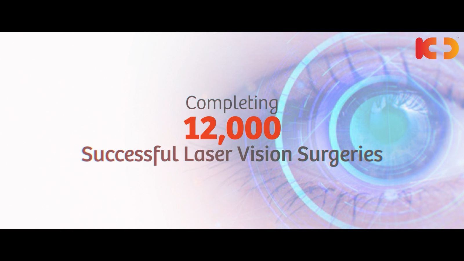 Our Ophthalmology Team takes pride in announcing that we've successfully completed Path-breaking 12,000 Lasik Procedures and given the gift of clear vision to many.  Vision Correction is one of our forte and we are honoured that you choose us to be a part of your journey towards a spectacle free world.   Call +918980280802 to book your appointment for Lasik Eye Check-Up Now.  #KDHospital #Lasik #LasikSurgery #Ophthalmology #EyeCare #EyeSurgery #Safety #PatientSafety #SafetyComesFirst #SafetyFirst #SafetyMeasures #Diagnosis #Therapeutics #Awareness #wellness #goodhealth #wellnessthatworks #Nusring #NABHHospital #QualityCare #hospitals #healthcare #physicians #surgeon #Ahmedabad #Gujarat #India