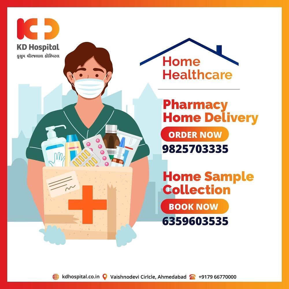 Home Healthcare! Safe and effective medicine is the first step towards patient safety!  To know more, visit https://kdhospital.co.in/  #HomeHealthcare #KDHospital #goodhealth #health #wellness #fitness #healthiswealth #healthyliving #patientscare #Ahmedabad #Gujarat #India