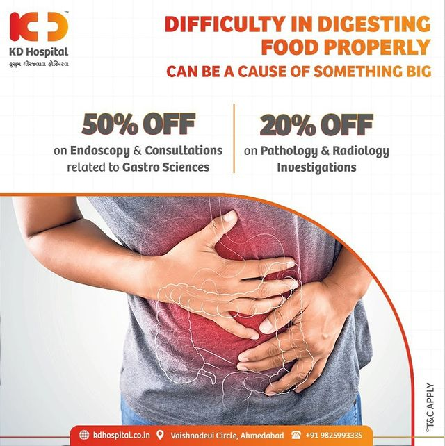 When you have EPI(Exocrine Pancreatic Insufficiency), you don't get the nutrition you need because your body can't absorb fats & vitamins from the food. Don't ignore the symptoms and consult a doctor when you have Digestive issues.  Call +919825993335 to book an appointment with us.  #KDHospital #GastroSciences #GastroEnterology #GastroSurgery #Pancreas #EPI #ExocrinePancreaticInsufficiency #PancreaticDiseases #Inflammation #StomachDiseases #Fibrosis #Diagnosis #Therapeutics #Awareness #wellness #goodhealth #wellnessthatworks #Nusring #NABHHospital #QualityCare #hospital #explore #healthcare #physicians #surgeon #Ahmedabad #Gujarat #India