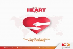 Fill your heart up with a healthy lifestyle and habits to keep your heart running long and strong. This